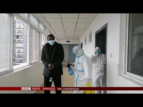 Coronavirus : Premier cas en Afrique, le camerounais en Chine va mieux - BBC Infos 17/02/2020