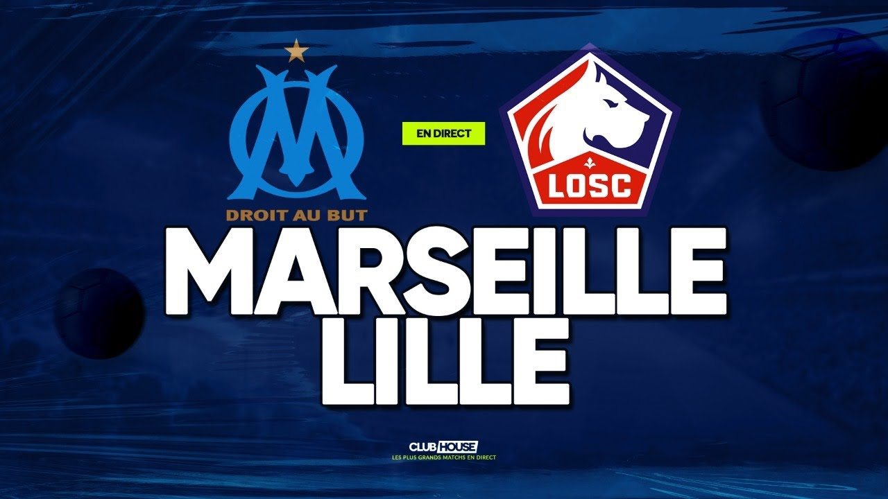 Marseille Lille Clubhouse Om Vs Losc Youtube