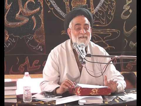 """SYED SAJID HUSSAIN TAQVI """"TAQLEED & SHAHADAT-E-SALISA"""" PART-2, 26 MOHARAM 2015 JALAPUR BHATIYAN"""