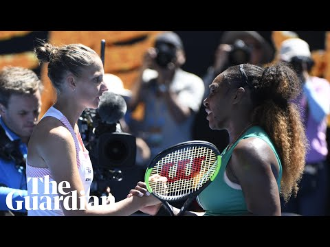 Australian exit shows Serena Williams is haunted by trauma of US meltdown