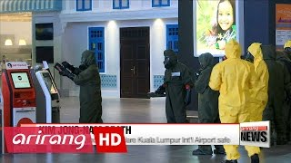 Malaysian authorities confirm Kim Jong-nam killed by VX nerve agent