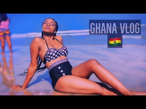 LABADI BEACH || PLACES TO BE IN GHANA (EP 5)