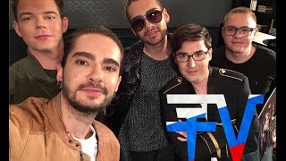 Eska TV: Yes & No Game with Tokio Hotel (с русскими субтитрами от TH Community VK)