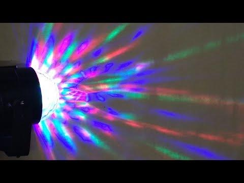 Cheapest mini LED disco light.