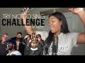 TRY NOT TO SING CHALLENGE TRAP MUSIC | ISSA FAIL