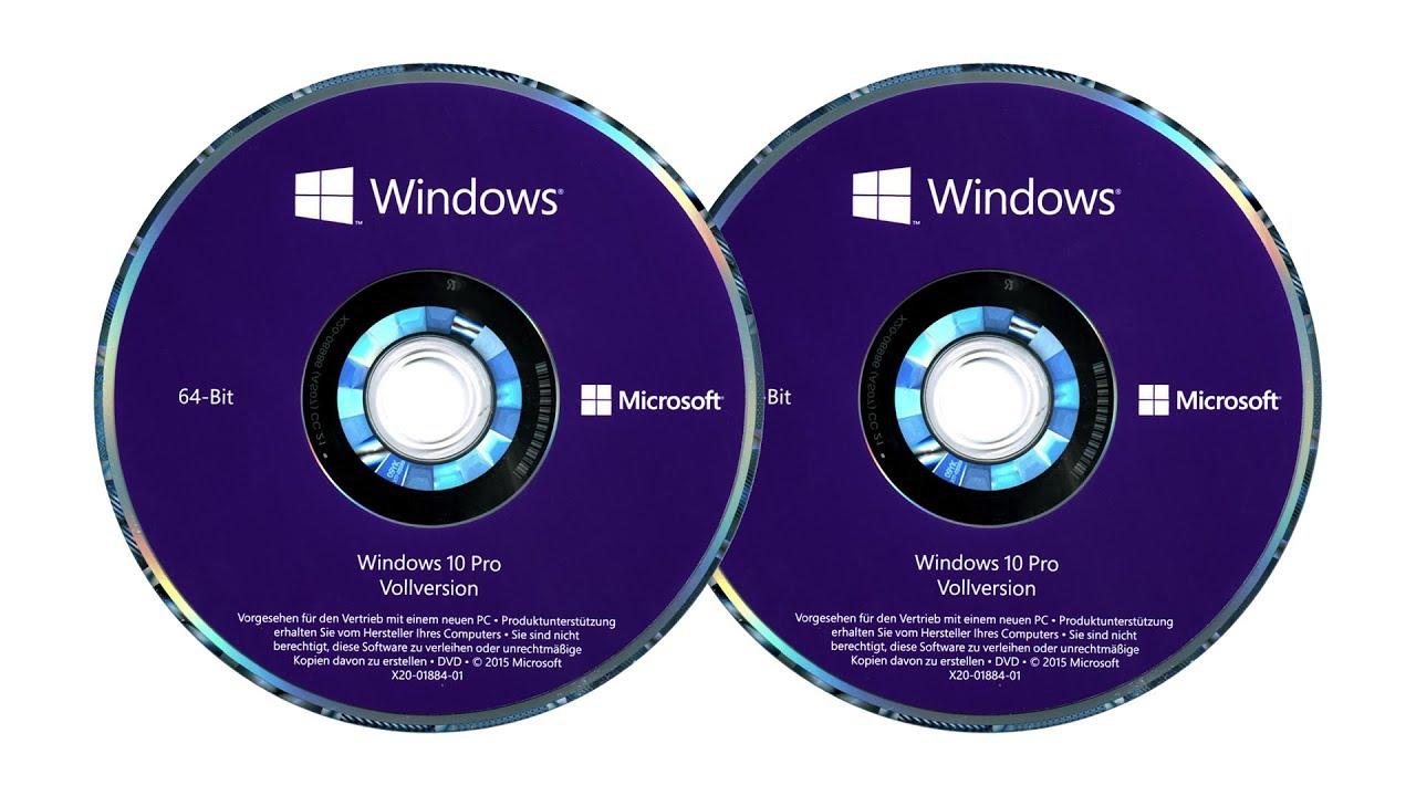 Скачать и установить чистый windows 10 pro 64/32 bit youtube.