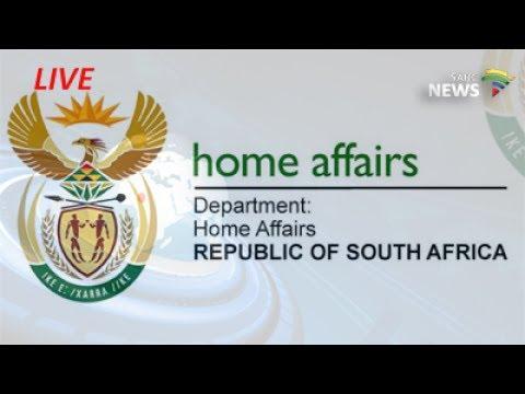 Department of Home Affairs on Guptas' naturalisation