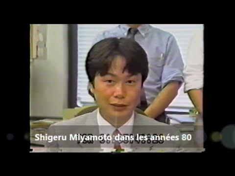 Shigeru Miyamoto - Interview 1980 [Super Mario Bros. NES]