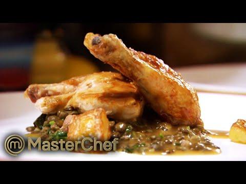 Classic Pub Dishes Team Challenge | MasterChef Australia