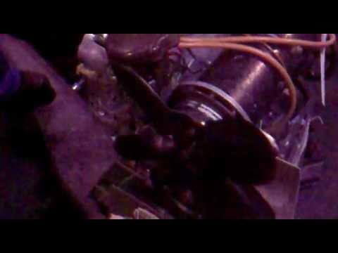 GM 1100 Motor der Goliath Werke, Bremen