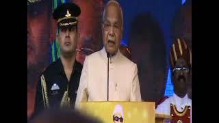 World MGR Conferance Tamilnadu governor speach Honouring MGR on 15.7.18