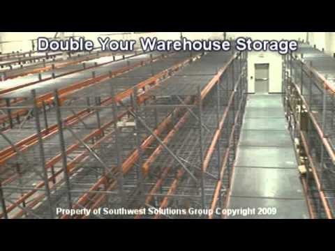 Motorized Rolling Pallet Racking by ActivRac |Space Saving Warehouse Storage Solutions