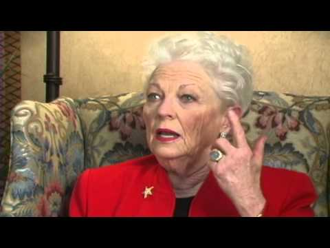 A Conversation with Former Governor Ann Richards