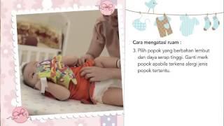 Mengatasi Ruam Pada Kulit Bayi