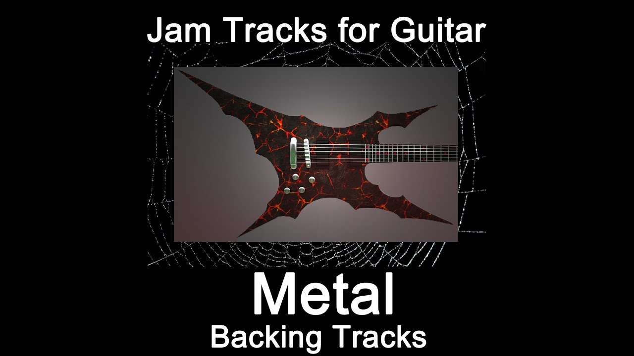 metal backing tracks download jam tracks for your guitar practice youtube. Black Bedroom Furniture Sets. Home Design Ideas
