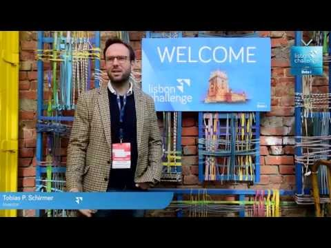 Tobias P. Schirmer from Berlin on connecting ecosystems | Lisbon Investment Summit