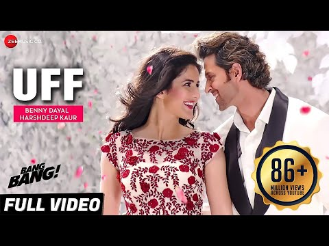 UFF Full Video | BANG BANG! | Hrithik...