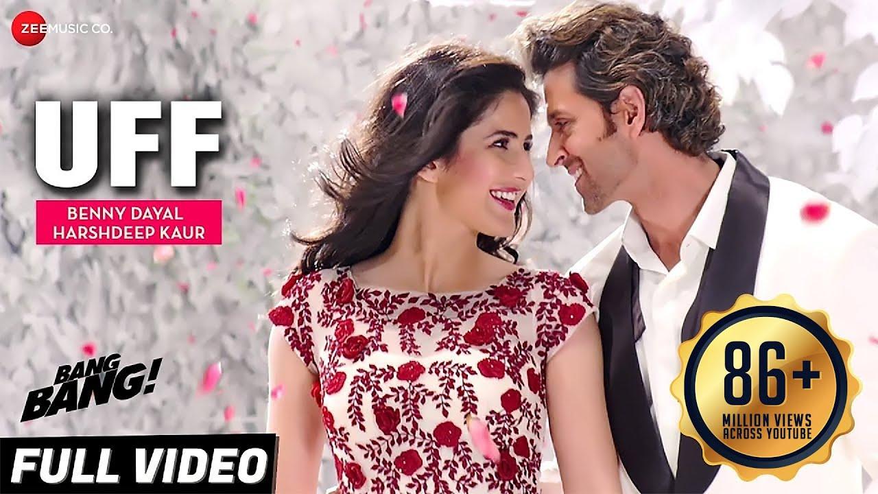 Download UFF Full Video | BANG BANG! | Hrithik Roshan & Katrina Kaif | HD