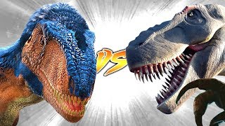 MEGARAPTOR VS MEGALOSAURUS [Who Would Win?]
