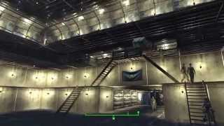 Fallout 4: Spectacle Island Paradise Settlement. (Ps4 No Mods)