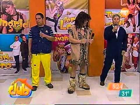 el club televisa mty-chiste de tartan,omar y el pato mecanico 06-04-11