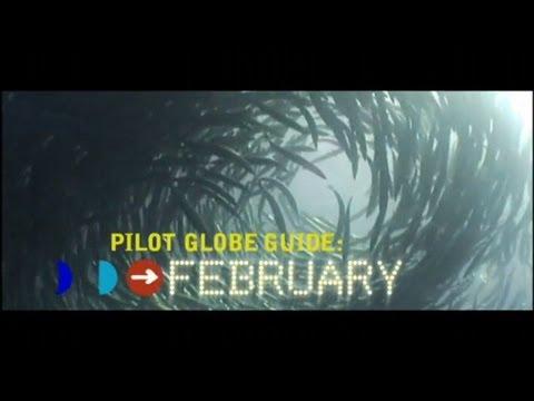 Pilot Globe Guides - February