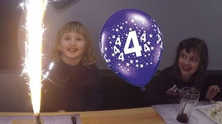 [ANNIVERSAIRE] Bon anniversaire Athena 4 ans avec Surprise de Fin - Studio Bubble Tea thumbnail