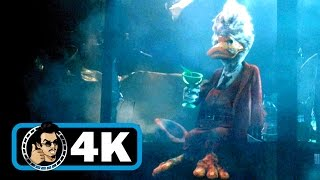 GUARDIANS OF THE GALAXY Movie Clip - Howard the Duck |4K ULTRA HD| Marvel 2014