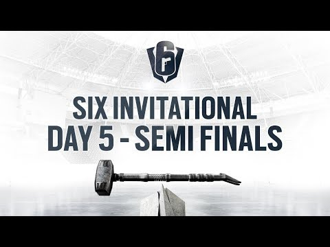 Rainbow Six | Six Invitational 2019 – Playoffs – Semi Finals
