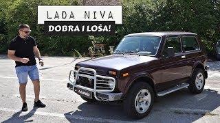 Test: Lada Niva - Rusi znaju da naprave oružje i alkohol, ali automobil...