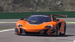 McLaren 650S GT3 - Lovely Sounds!