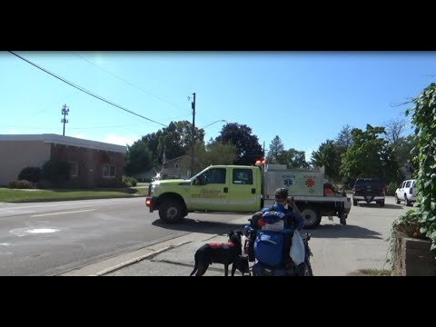 Shelby Fire Department First Responders And Tri-State Ambulance Responding 9-15-19