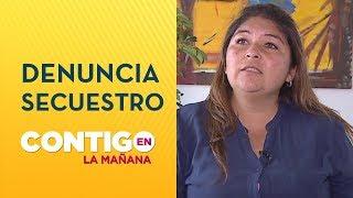 Vecinos acusan a mujer que tendría secuestrada a su hija hace 16 años - Contigo en La Mañana