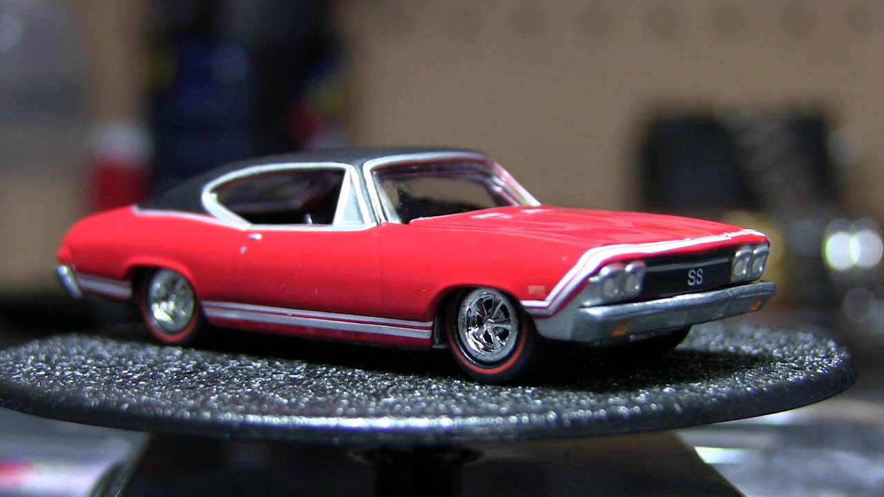 Details about  /RARE Johnny Lightning Super Chevy Magazine ~ 1968 Chevy Chevelle ~ MOC