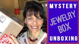 Mystery Jewelry Box Unboxing 2019 - Thrift Store Jewelry Unbagging