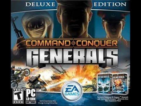 Command and Conquer Generals Money Cheats HD