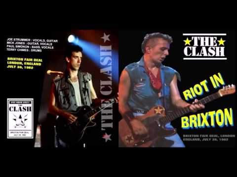 The Clash - Live At The Brixton Fairdeal, 1982 (Full Concert!)