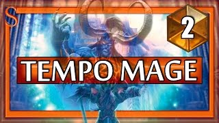 Hearthstone Tempo Mage - the best part of unstable portal #2