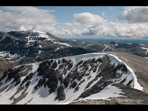 Rondvassbu - Wandern im norwegischen Rondane Nationalpark
