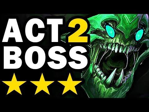 DOTA 2 SILTBREAKER ACT 2 - WIN BOSS FULL GAME 3 STARS + STRATEGY GUIDE