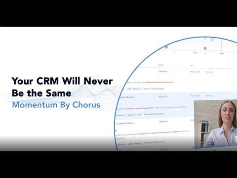 Momentum by Chorus