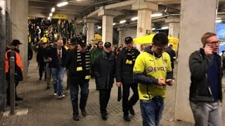 Football: Explosion near Dortmund team bus injures player