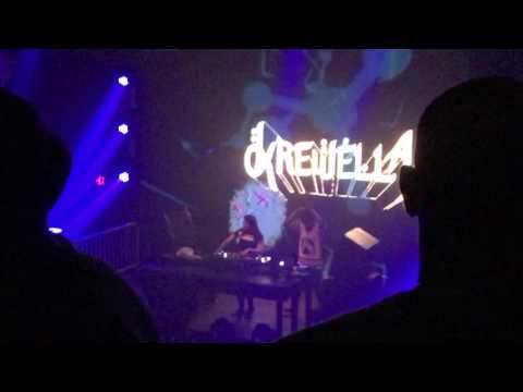 Krewella LIVE Houston 2017 Super Bowl Weekend
