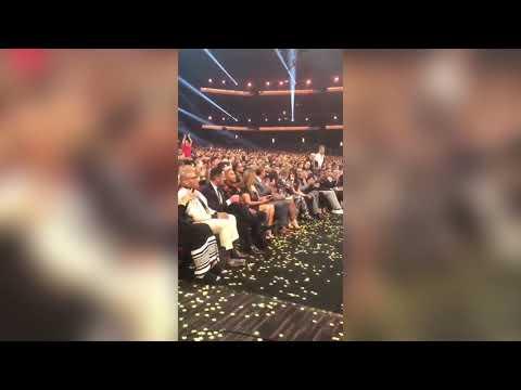 Taylor Swift Award Winning Moments At AMA's 2018