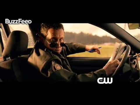 Comic-Con promo for The Flash
