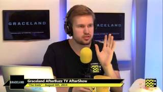 "Graceland After Show Season 2 Episode 8 ""The Ends"" 