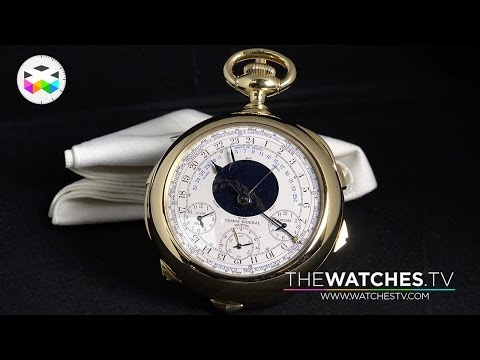 Patek Philippe Calibre 89 - Up close with a legend - Sotheby's Geneva auction