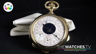 Patek Philippe Calibre 89 - Up close with a legend - Sotheby