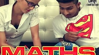 Math | AJ Bhargava | Official Music Video | Desi Hip Hop Inc