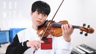 Baixar Boy With Luv - BTS (방탄소년단) feat. Halsey - Violin cover by Daniel Jang